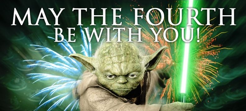 Image result for may 4th be with you images