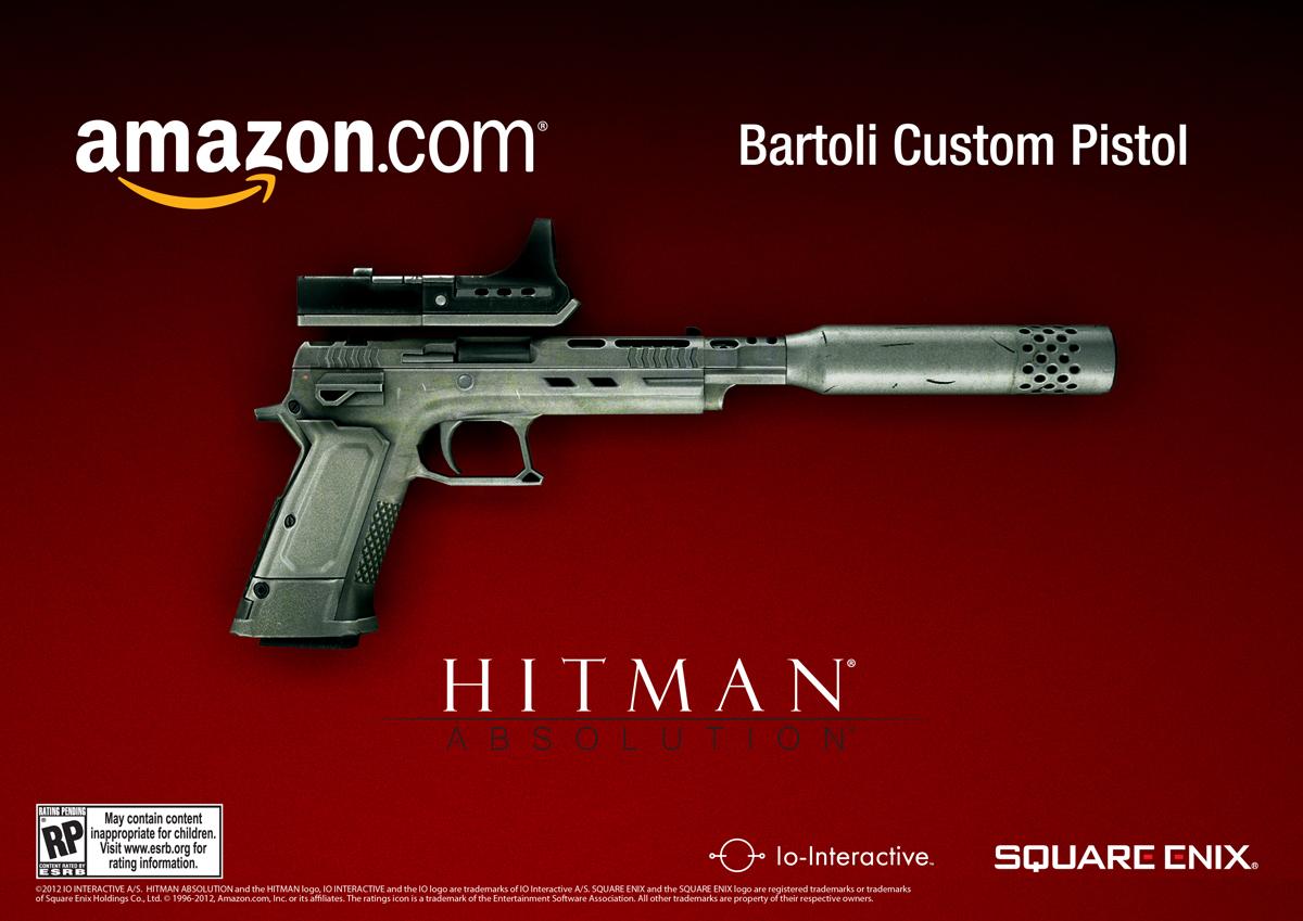 Hitman Absolution Pre Order Bonuses Detailed Nerd Appropriate