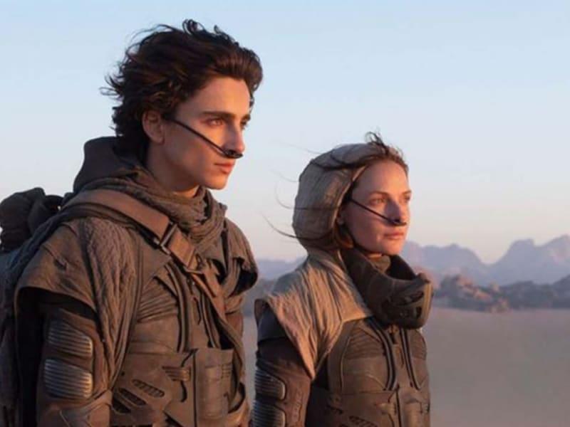 Imagem de destaque do post Filme Duna: elenco, data de lançamento e muito mais
