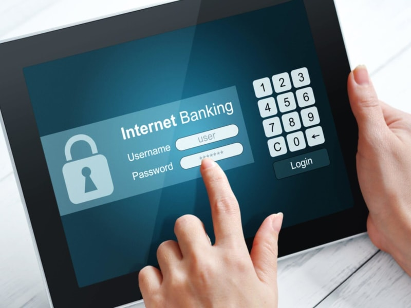 Imagem de destaque do post Dicas Essenciais para Usar o Internet Banking com Segurança