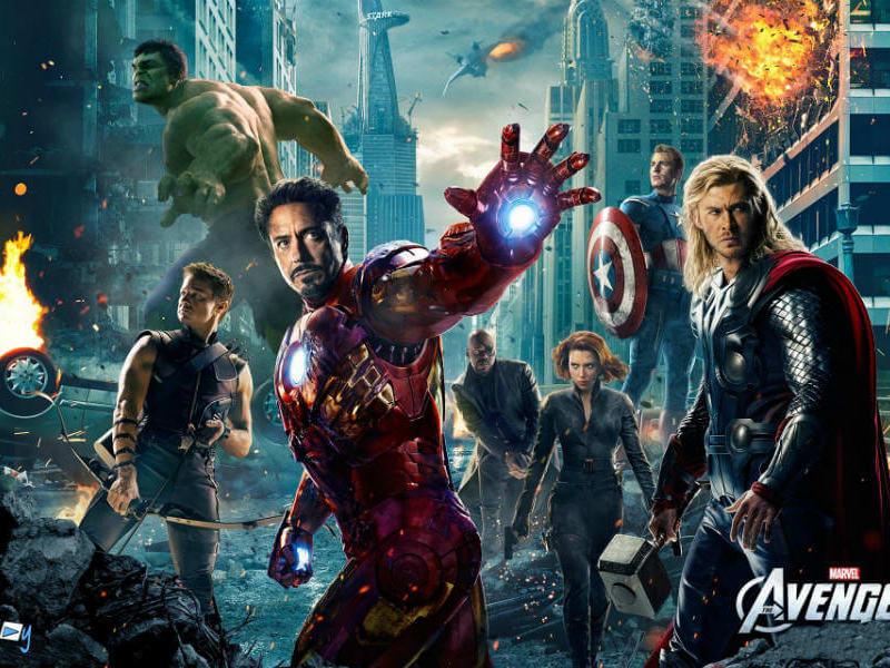 Imagem de destaque do post 2018 contará com 9 produções de filmes de heróis