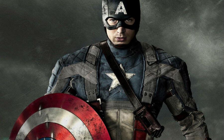 capitao america o primeiro vingador herois marvel