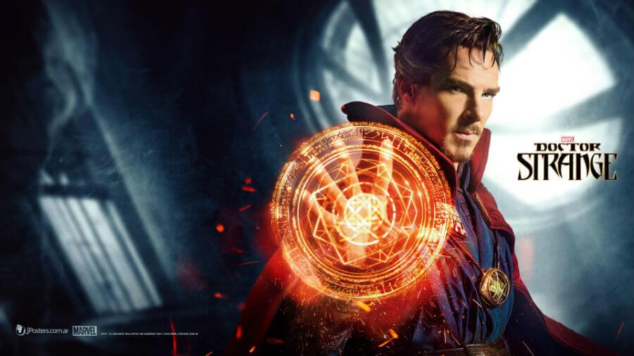 doctor strange marvel lista herois