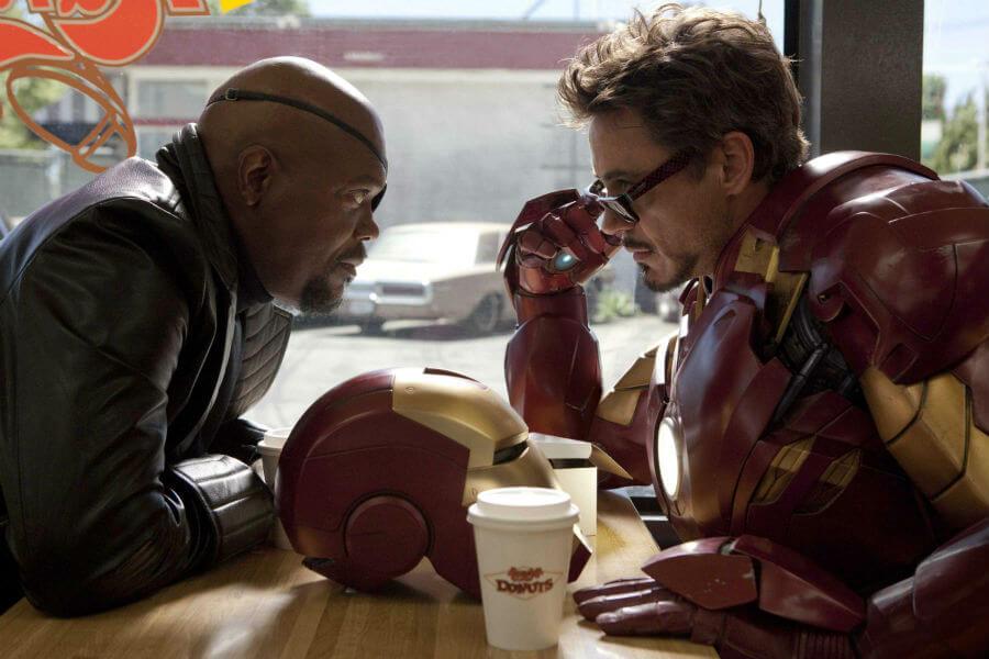 homem de ferro 2 herois da marvel