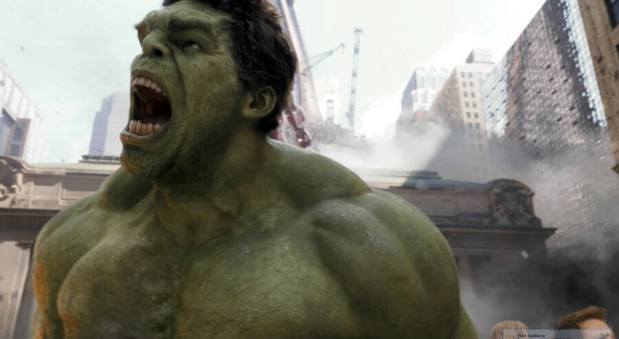 lista heróis marvel - hulk