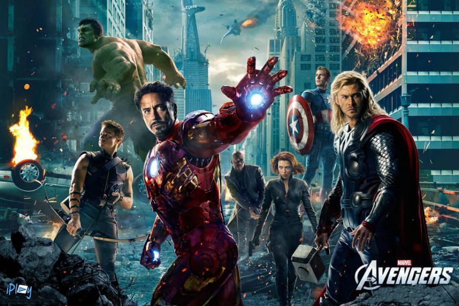 os vingadores filmes da marvel