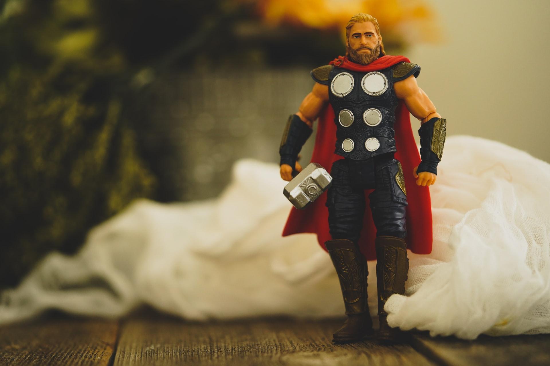 thor - lista herois marvel