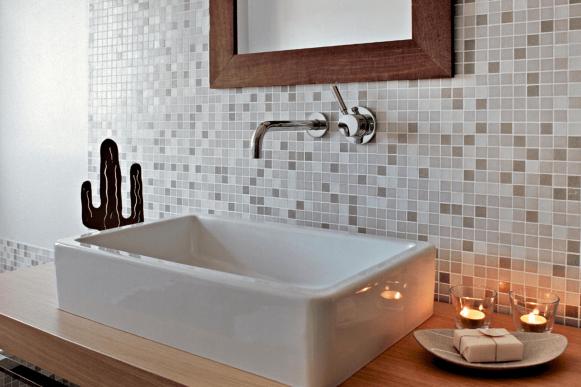 carreaux murs salle de bains
