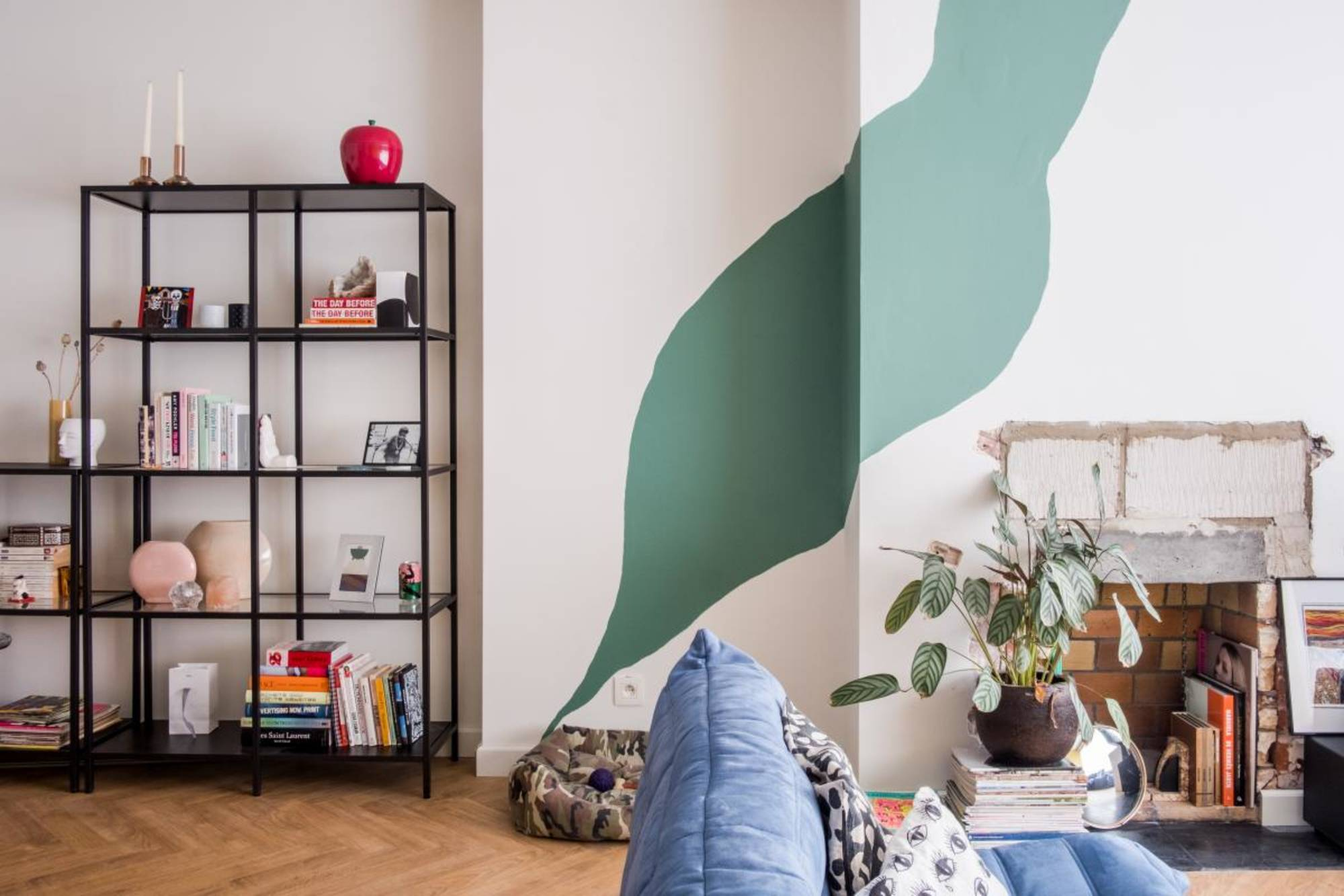 Thuisblijven deze zomer? 5 frisse kleurtips & schilderhacks