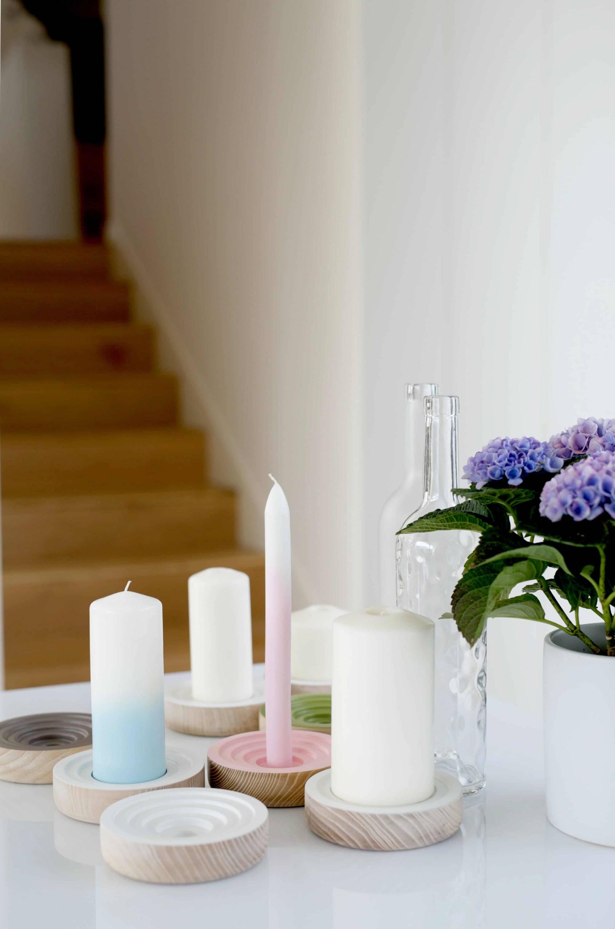 kaarsen recycleren zelf maken