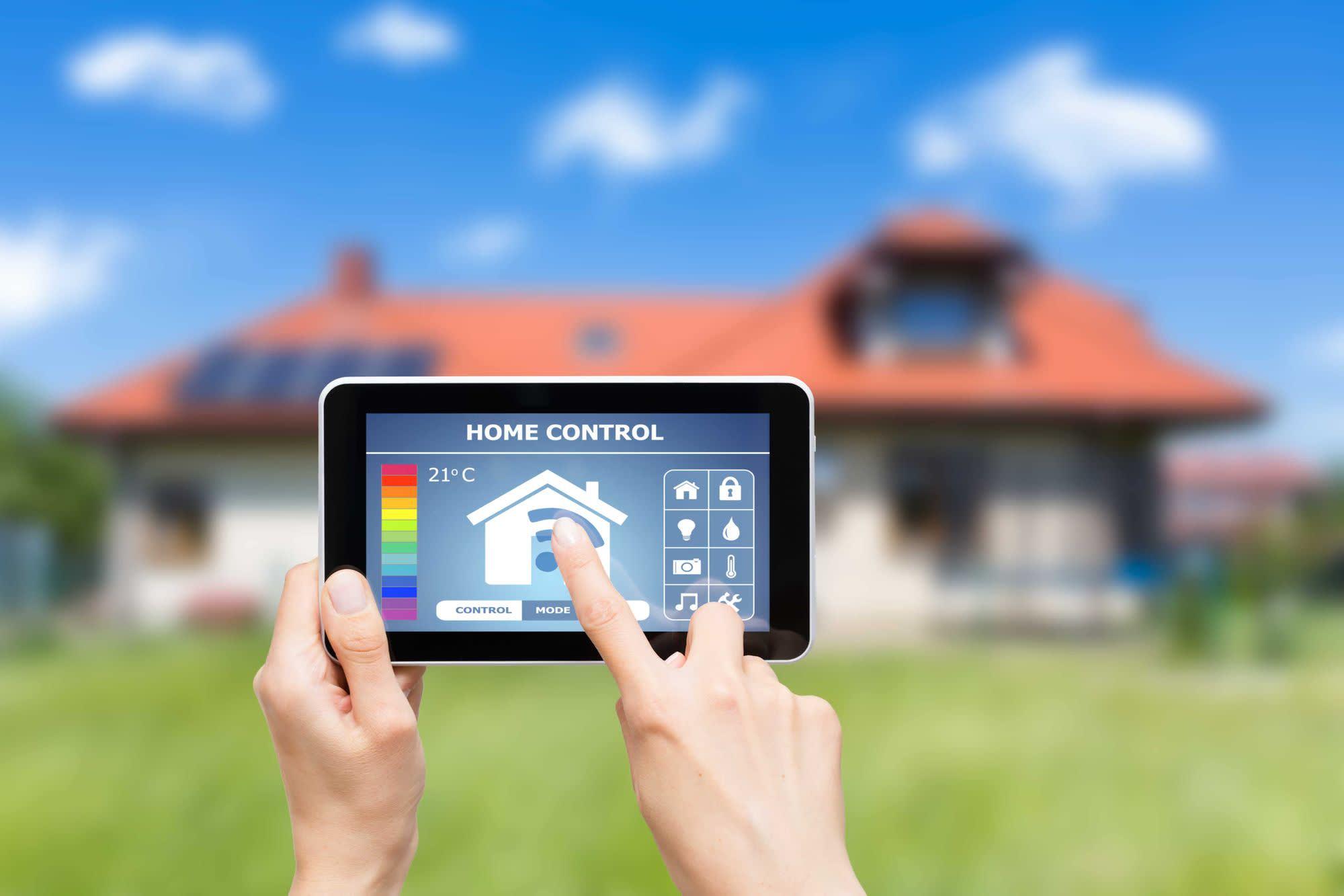 thermostats intelligents domotique