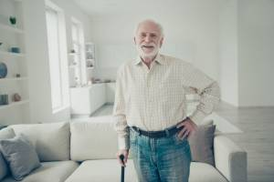 Travaux d'adaptation du logement pour personnes âgées