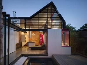 Een werkveranda: thuiswerk met uitzicht op de tuin