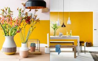 Peinture: cinq couleurs inspirantes pour 2020