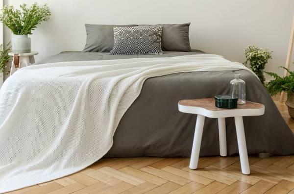 Welke vloer of vloerbedekking kiezen voor de slaapkamer?