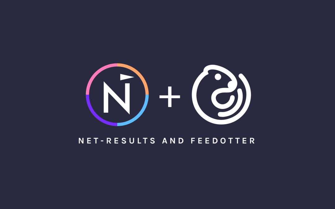 Net-Results + FeedOtter: RSS to Email Integration Announcement