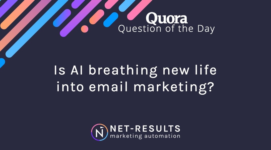Is AI breathing new life into email marketing?