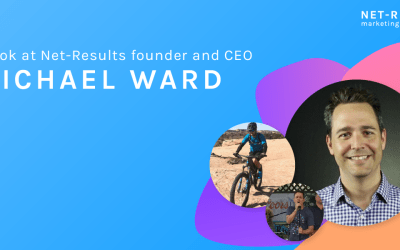 A look at Net-Results founder and CEO, Michael Ward