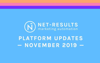 Platform Updates – November 2019