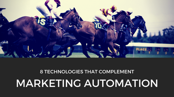 8 Technologies That Work With Marketing Automation