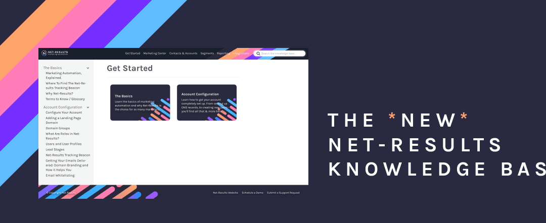 Net-Results Knowledge Base