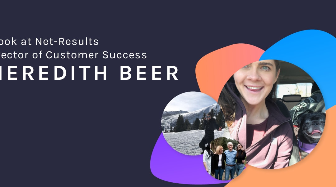 A look at Director of Customer Success, Meredith Beer