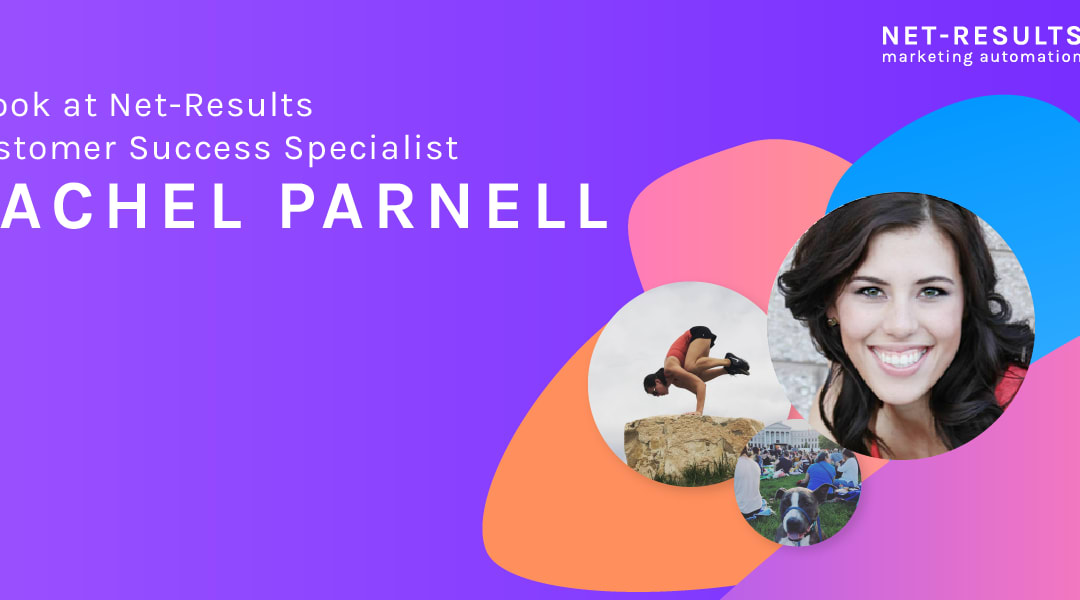 A look at Customer Success Specialist, Rachel Parnell