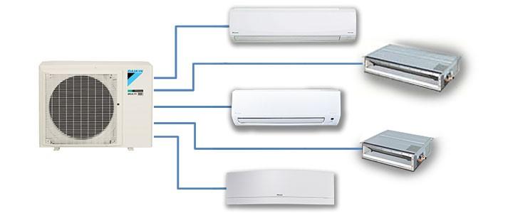 Multi Split Air Conditioner Melbourne Dale Air
