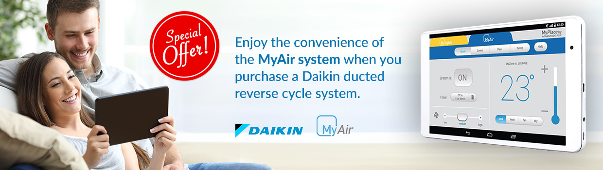 Special Heating and Cooling System Offers Melbourne Dale Air