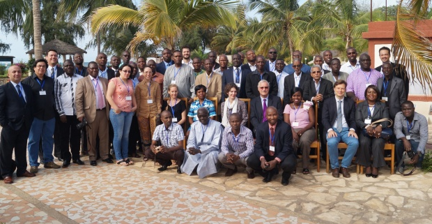 Participants included journalists, government officials and experts from across the world