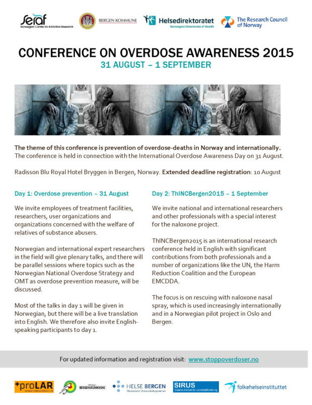Conference On Overdose Awareness