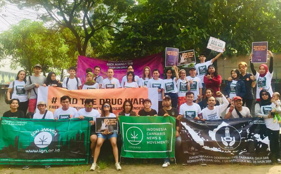 Support. Don't Punish – Global solidarity grows to end the drug war #supportdontpunish