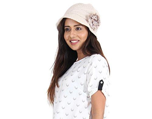 d69af36d8df FabSeasons Fancy Fashion Cloche cum Bucket Hat for Women   Girls Price in  India