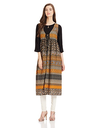8852a783813 Buy Rangriti Women s Anarkali Kurta Online