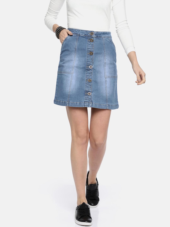 f1673169d1 Denim Skirts Macys Juniors