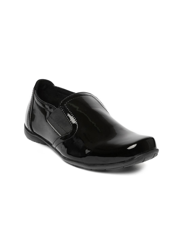 d1b9b0c64 Buy Catwalk Women Black Slip-On Sneakers Online
