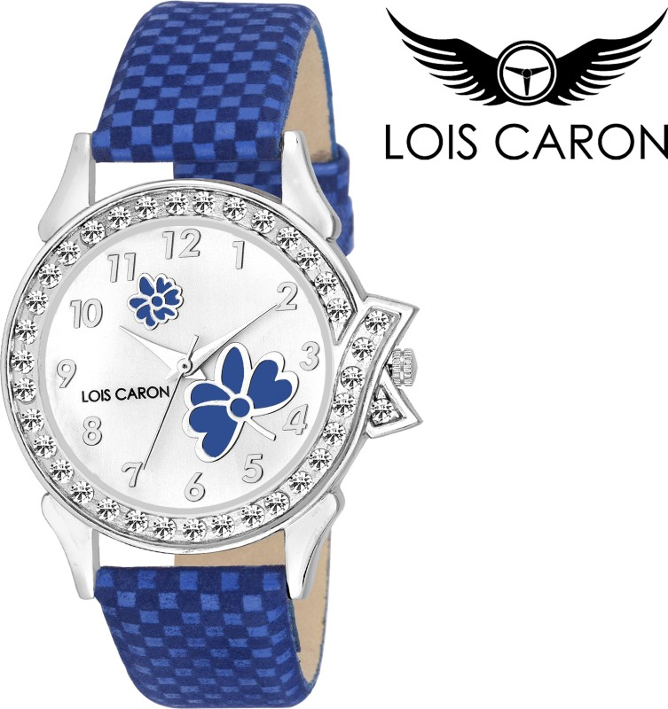 b7d63436e Buy Lois Caron LCS - 4610 Analog Watch - For Women Online ...