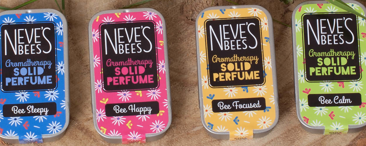 Neves Bees natural fragrances