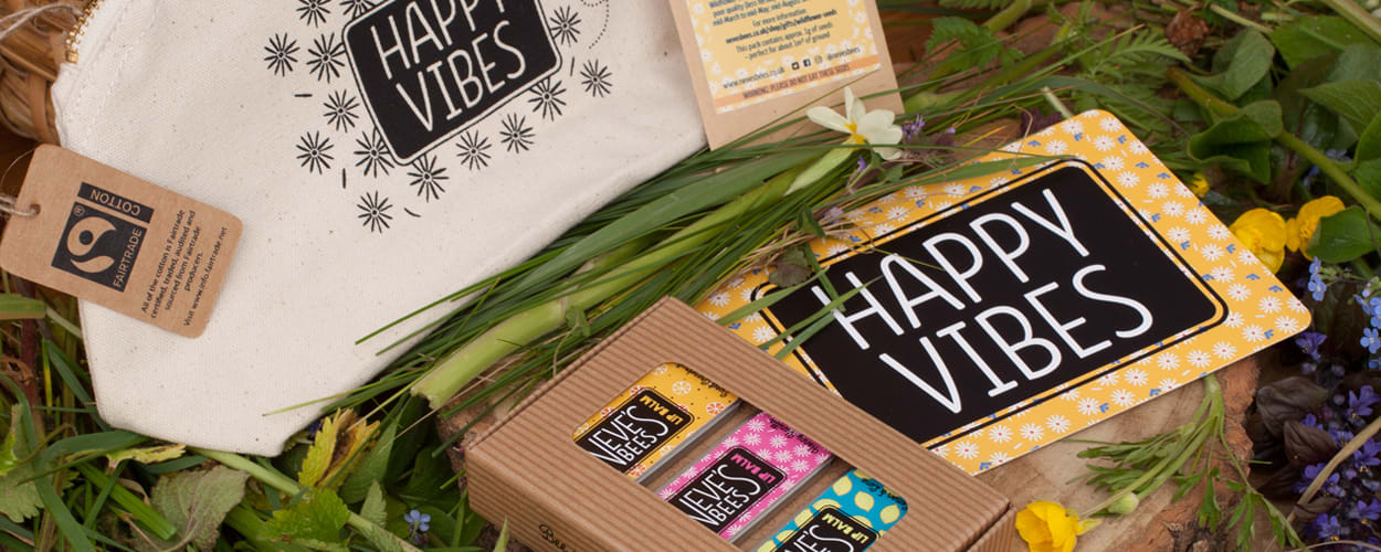 Gifts of natural beauty from Neve's Bees