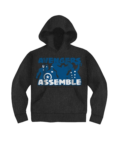 The Avengers Assemble Hooded Sweatshirt