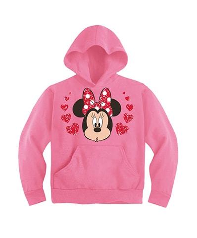 Minnie Mouse Hooded Sweatshirt
