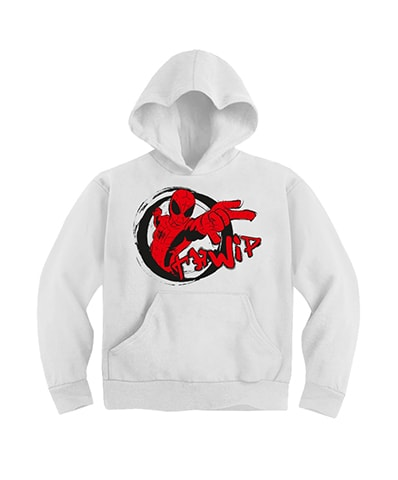 Spider Man Thwip Hooded Sweatshirt