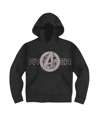 The Avengers Hooded Sweatshirt