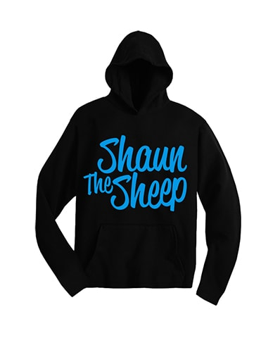 Shaun the Sheep Hooded T-Shirt