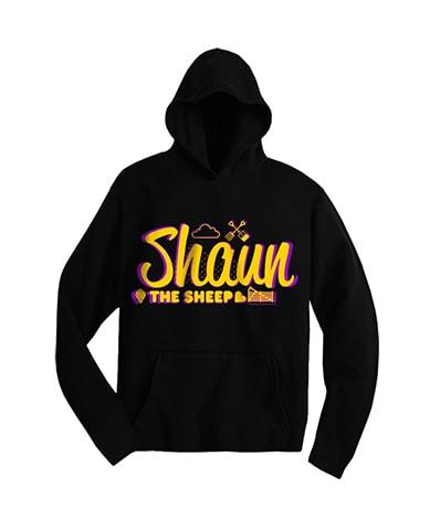 Shaun the Sheep Hooded T-Shirt