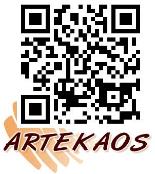 ArteKaos QR Code