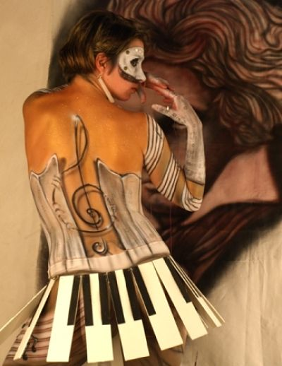 ArteKaos Body Painting