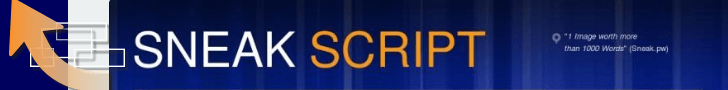 SneakScript Automatic Web Thumbnails Generator
