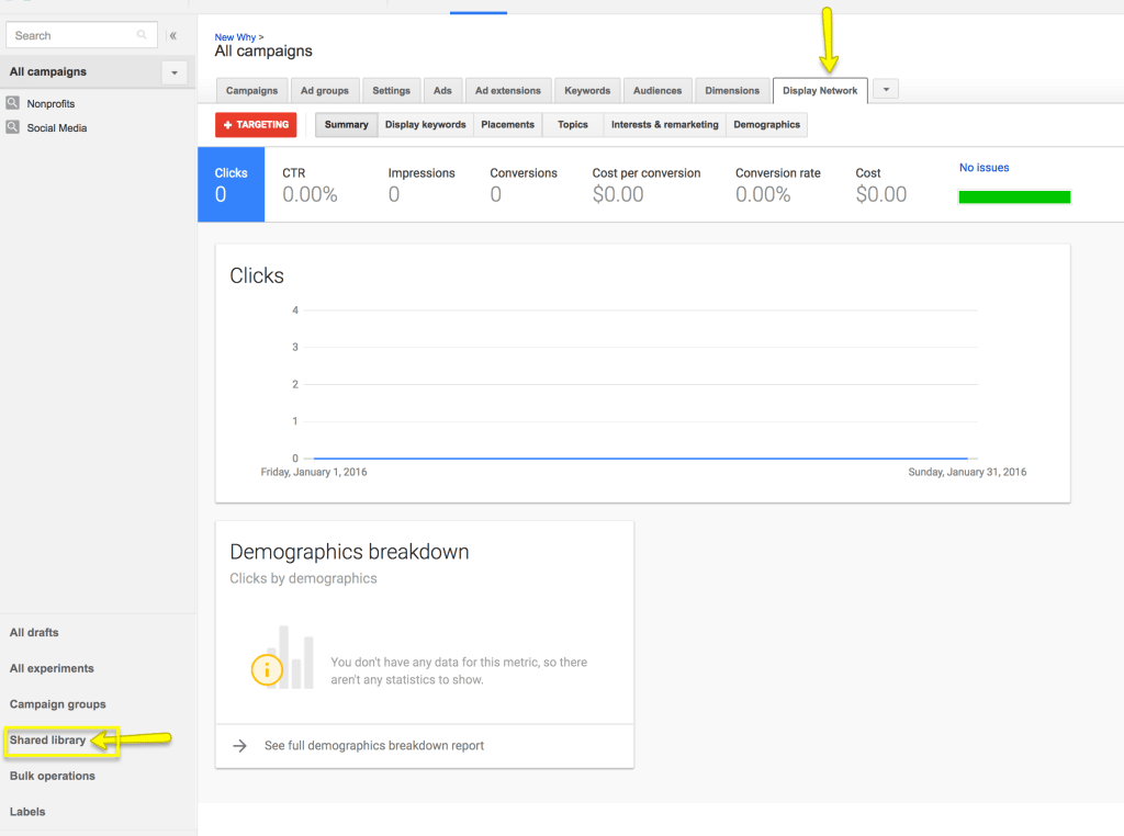 Exclude alt right sites from Google Adwords