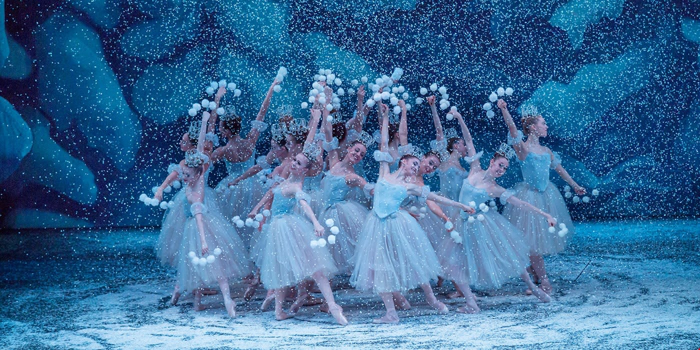 The Nutcracker New York City Ballet